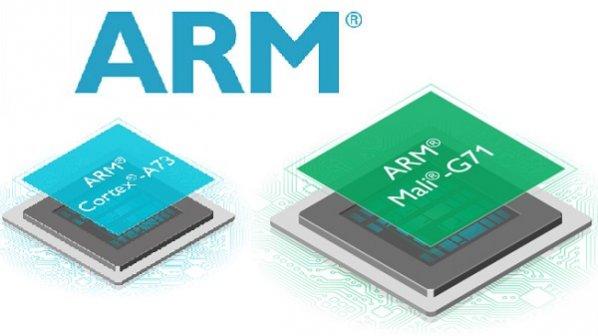 شرکت آرم تراشه گرافیکی Mali-G71 را معرفی کرد