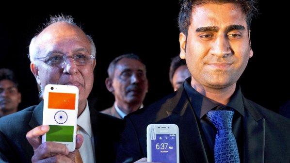اسمارتفون ۴ دلاری که میخواهد بازار گوشی هند را تسخیر کند