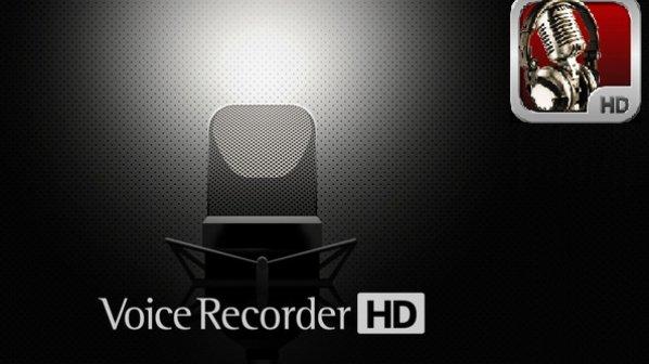 اپلیکیشن اندرویدی Voice Recorder HD برای ضبط حرفهای صدا+دانلود