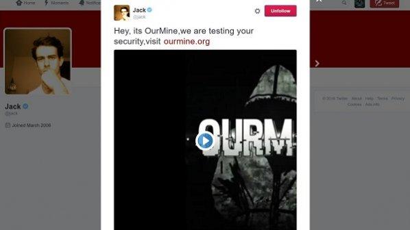 حساب کاربری مدیرعامل توییتر هک شد
