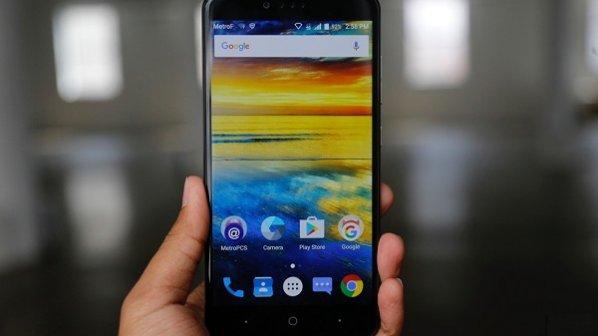گالری عکس: گوشی هوشمند Zmax Pro شرکت ZTE با قیمت 99 دلار