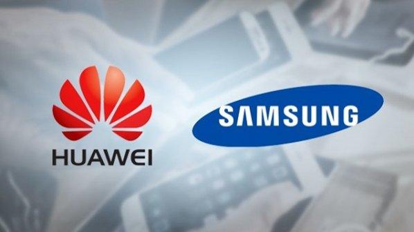 طرح شکوائیه سامسونگ علیه شرکت Huawei