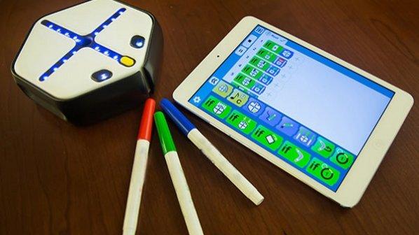 ساخت روبات برای آموزش برنامهنویسی به کودکان