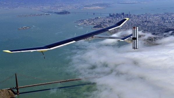 """سفر 35 هزار کیلومتری پرنده خورشیدی """"ایمپالس ۲"""" به پایان نزدیک میشود"""