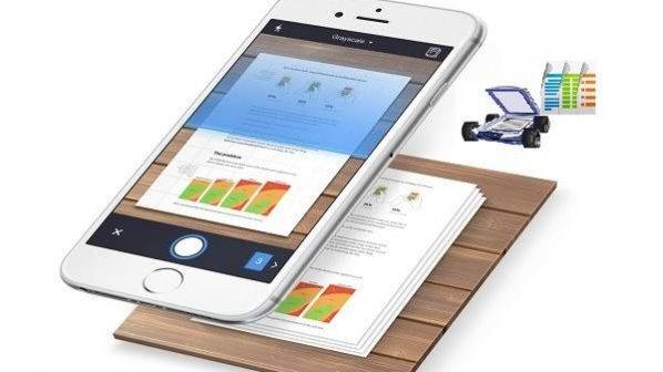 دانلود کنید: با اپلیکیشن Mobile Doc Scanner اسناد خود را اسکن کنید!