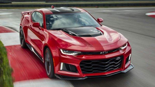 شورولت در سال ۲۰۱۷ قدرتمندترین خودروی کامارو را روانه بازار میکند