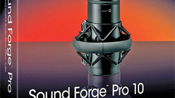 آموزش ویرایش فایلهای صوتی با Sony Sound Forge