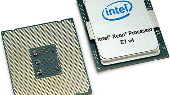 پردازنده سروری پرقدرت جدید Xeon E7 v4