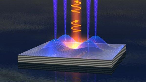 انتقال اطلاعات با نور مایع