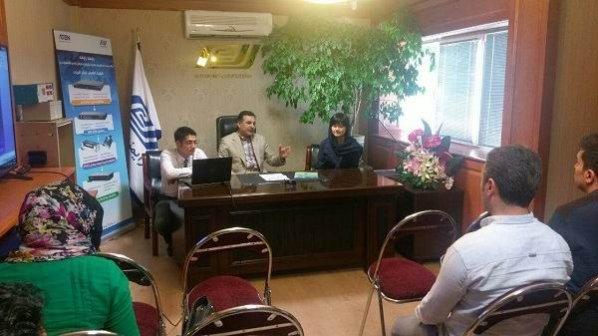 نشست خبری رایمندرایانه و شرکت ATEN تایوان برگزار شد