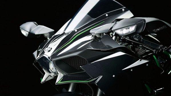 موتورسیکلت بعدی کاوازاکی با شما حرف میزند + عکس