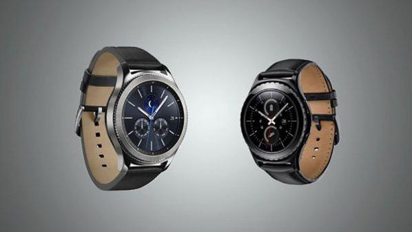 اینفوگرافی: مقایسه ساعتهای هوشمند Gear S2 و Gear S3 سامسونگ