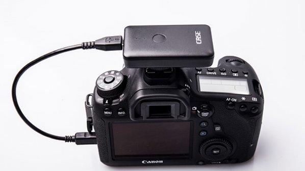 کوچکترین کنترلر وایفای دوربینهای DSLR ساخته شد + گالری عکس