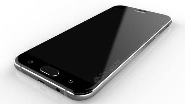 نخستین رندرهای نسخه 2016 گلکسی A8 سامسونگ منتشر شد