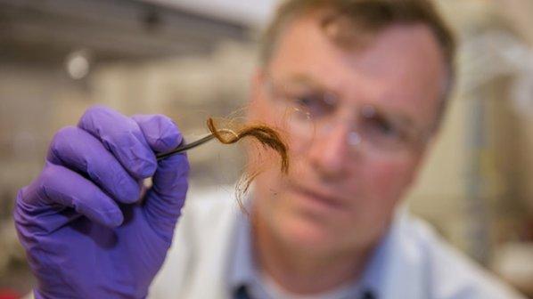 شناسایی هویت افراد با پروتئین مویشان