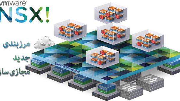 VMware NSX: مرزبندی جدید مجازیسازی
