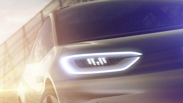 تصاویری از خودروی الکتریکی جدید فولکسواگن منتشر شد