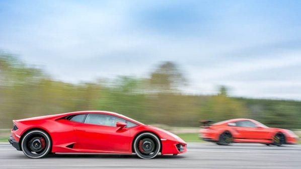 ویدیو: خودروی جدید لامبورگینی با سرعت 318 کیلومتر را ببینید