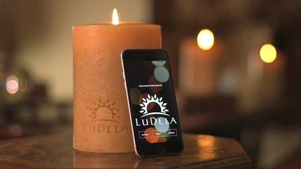 نخستین شمع هوشمند دنیا ساخته شد