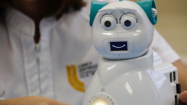 روباتها به کمک کودکان اوتیسم آمدند!
