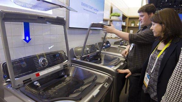 انفجار محصولات سامسونگ به ماشین لباسشوییهای این شرکت هم سرایت کرد!
