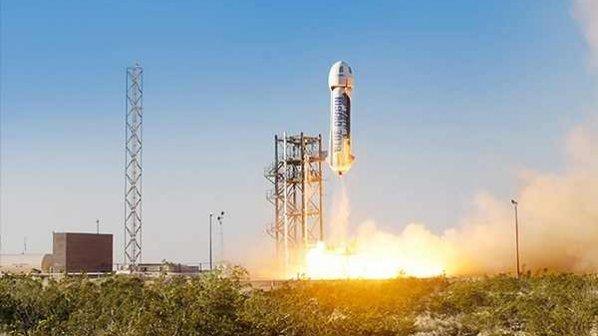 ویدیو: آزمایش موفقیتآمیز موشک نجاتدهنده توریستهای فضایی