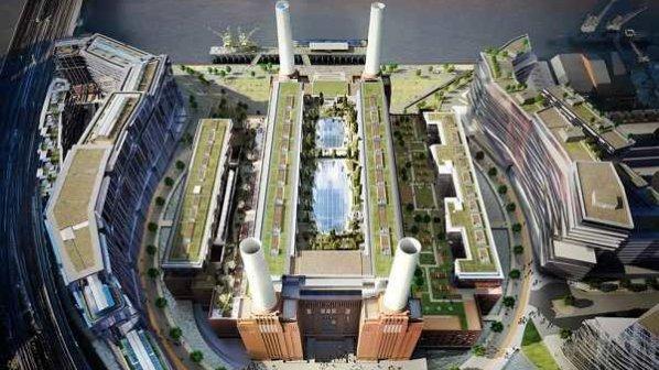 ماهنامه شبکه: ویدئوی دفتر مرکزی جدید شرکت اپل در لندن را ببینید