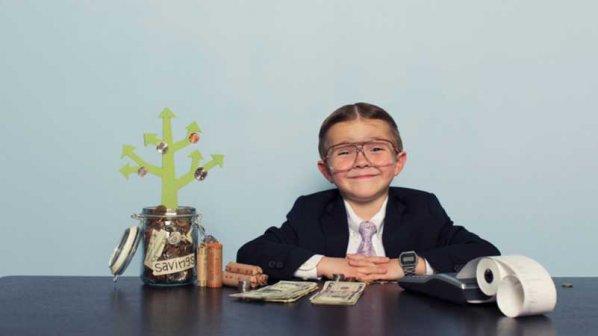 ۱۰ ترفند ساده پرورش کودکان کارآفرین