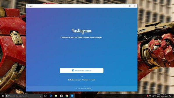 دانلود کنید: اپلیکیشن اینستاگرام برای کامپیوترهای ویندوز 10
