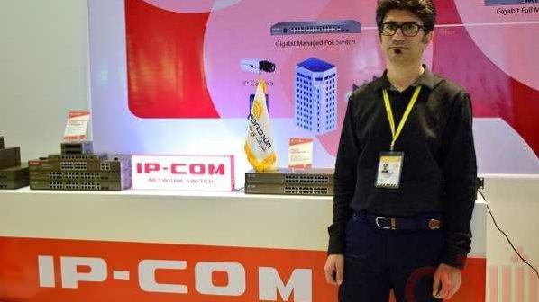 ماهنامه شبکه: گفتوگو با شرکت «وردسان» در نمایشگاه ایپاس 2016