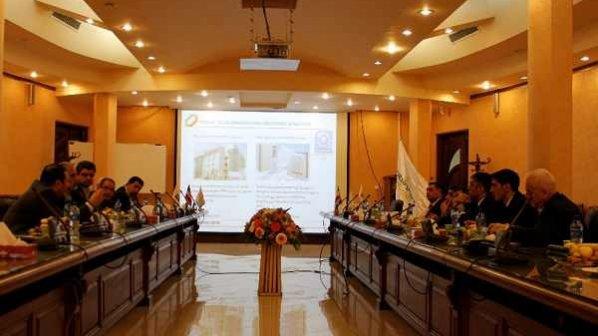 ماهنامه شبکه: وزیر ارتباطات آذربایجان از شرکت مبیننت بازدید کرد