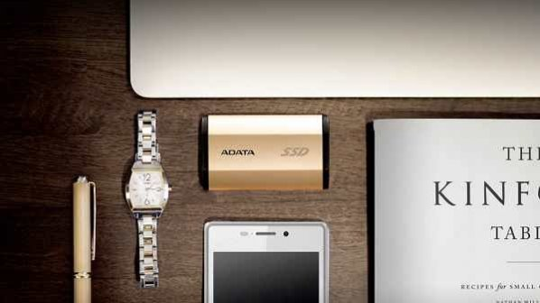 سه مدل SSD اکسترنال شرکت ایدیتا وارد بازار ایران شد