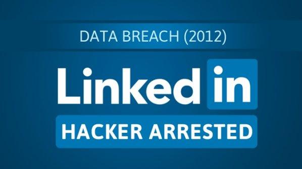 هکر لینکدین دستگیر شد!