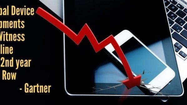 پیشبینیهای گارتنر برای بازار اسمارتفونها در سال ۲۰۱۷