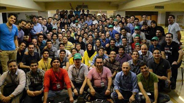 شبیهسازی سخنرانیهای TED در دانشگاه صنعتی شریف