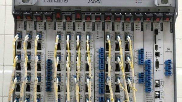 دستگاه مخابراتی DWDM در ایران ساخته شد