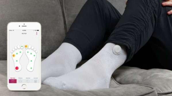 جوراب هوشمند ردیابی جراحتهای بیماران دیابتی ساخته شد