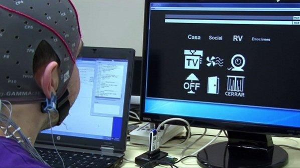 رابط مغز و کامپیوتر به معلولان اجازه تایپ کردن میدهد