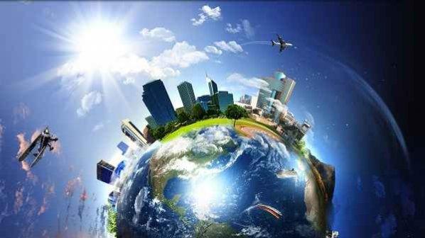 انسان 30 تریلیون تن ساختوساز در کره زمین انجام داده است!