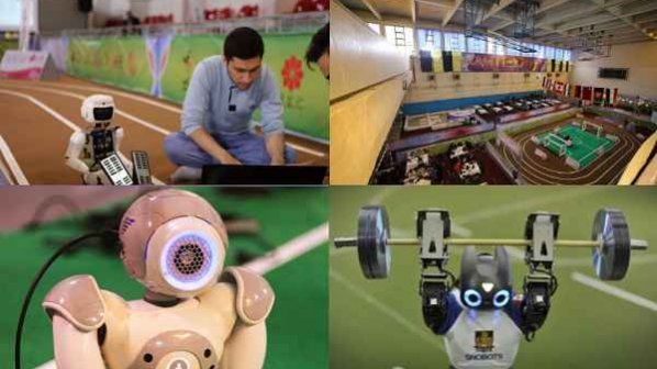 مسابقه هوش مصنوعی با حضور نخبگان علم رباتیک برگزار شد