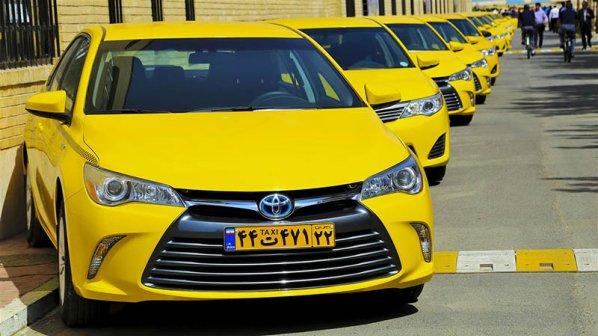 تویوتا و رنو تاکسیهای جدید شهرهای آلوده ایران + عکس