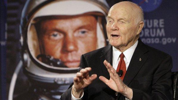 اولین مرد فضانورد امریکایی درگذشت!