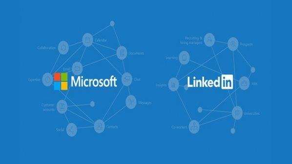 مایکروسافت چه برنامههایی برای لینکدین دارد؟
