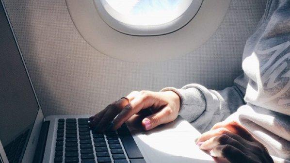 افزایش سرعت سه برابری وایفای یک خطوط هواپیمایی