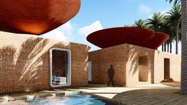 روش جدید خنکسازی طبیعی ساختمانها در مناطق کویری + عکس