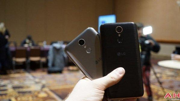 الجی استایلو 3 و سری محصولات K در CES 2017 معرفی شدند