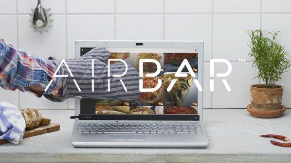 تماشا کنید: با ایربار لپتاپهای قدیمی را تاچاسکرین کنید
