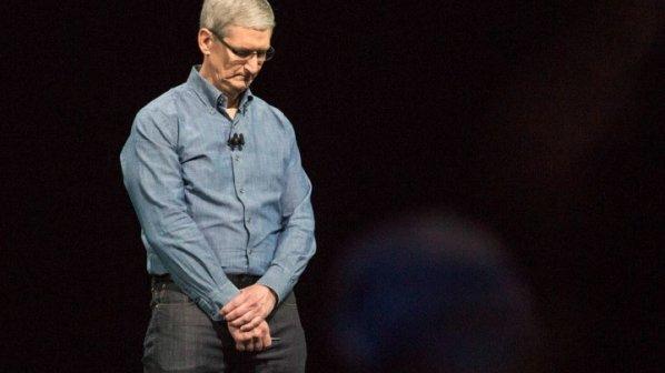 چرا دستمزد مدیرعامل اپل کاهش یافت؟