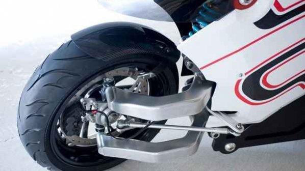 موتورسیکلت هیبریدی در مشهد ساخته شد