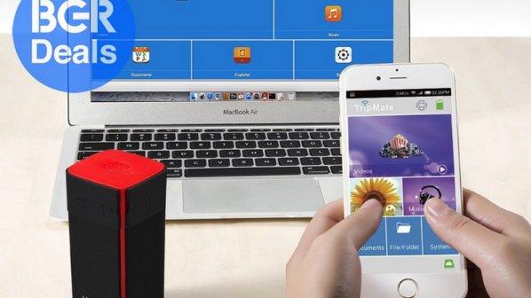 این روتر وایفای از تلفن هوشمند شما کوچکتر و باهوشتر است